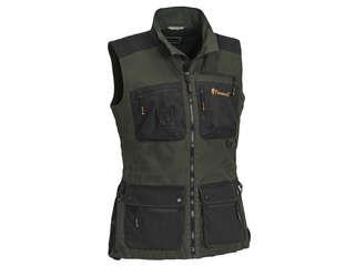 f46aa13986a Pinewood Hondensport Trainings Vest Dames donkergrijs/zwart op=op ...